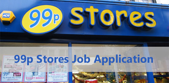 99p-stores-job-application Job Application Form Poundland on free generic, blank generic, part time,