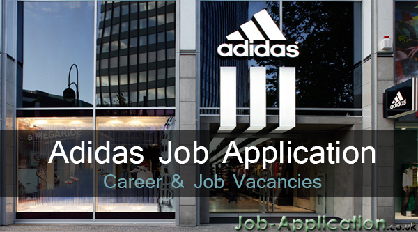 adidas job application