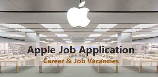 apple job application