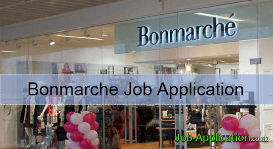 bonmarche job application