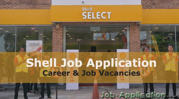 shell job application