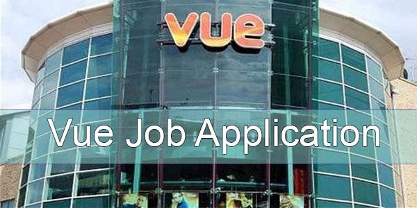 vue job application