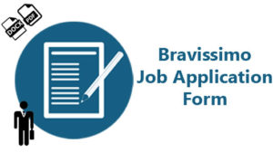 Bravissimo Job Application Form