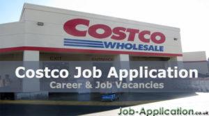 costco job application