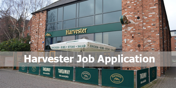 Harvester Job Application
