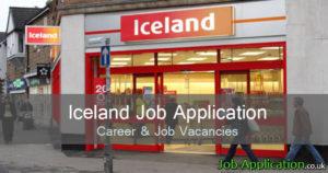 iceland job application