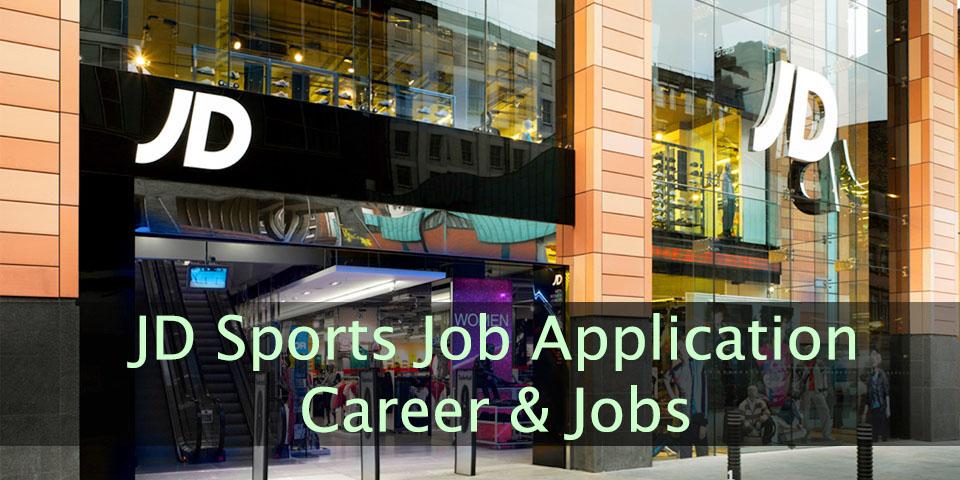 Jd Sports Jobs 31