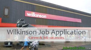 Wilkinson job application