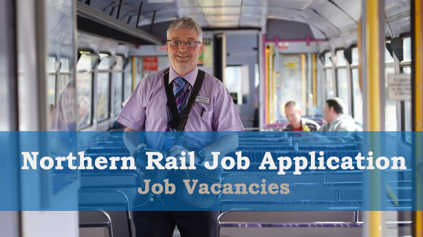 Northern Rail Job Application