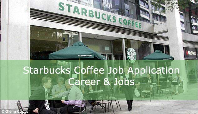 Starbucks job application