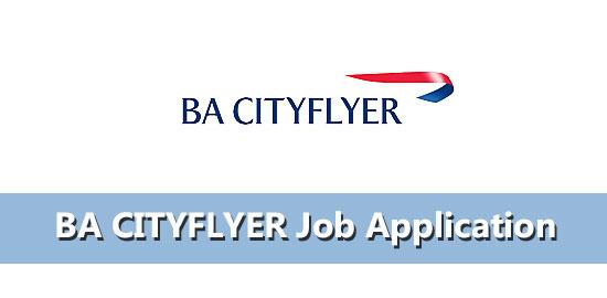 ba cityflyer job application