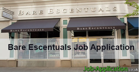 bare escantuals job application