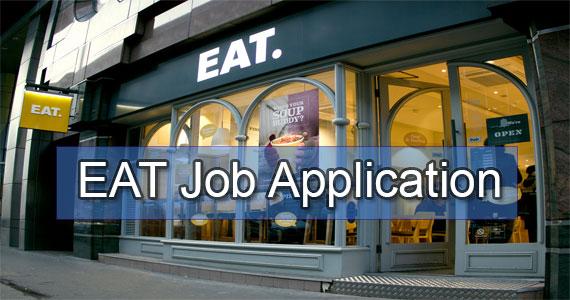 EAT job application