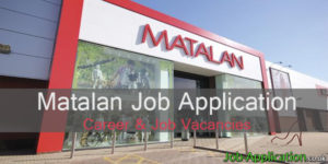 matalan job application