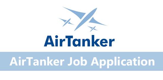 AirTanker Job Application Online