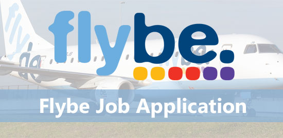 Flybe job application online
