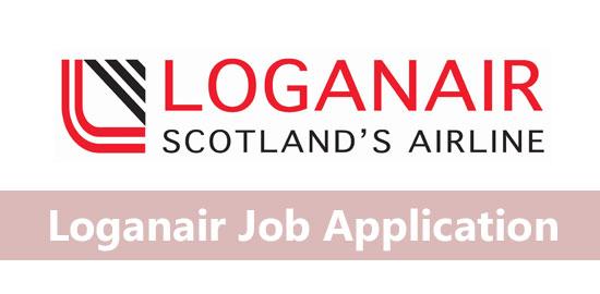 Loganair job application