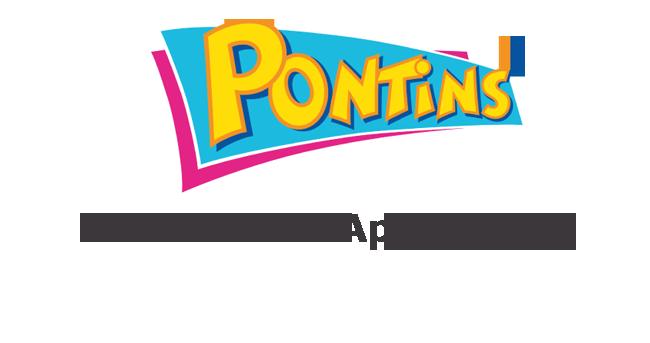 Pontins Job Application