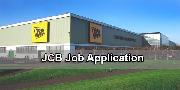 JCB Job Application