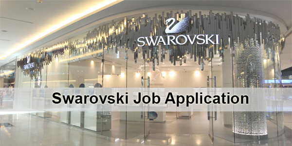 Swarovski Job Application