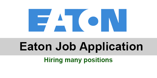 Eaton Job Application