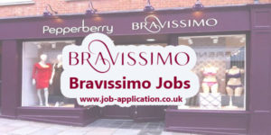 Bravissimo Job Application