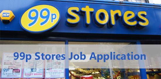 99p Stores Application Online & PDF 2021
