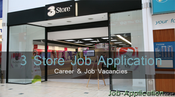 three store job application