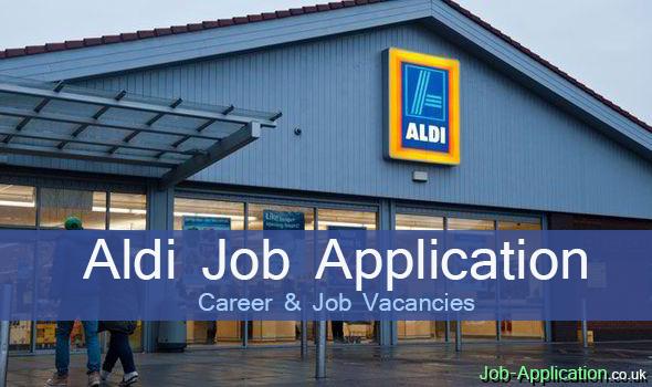 aldi job application
