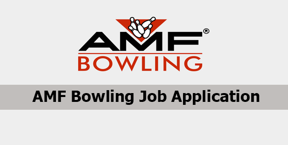 amf-bowling-job-application Janitor Application Form on