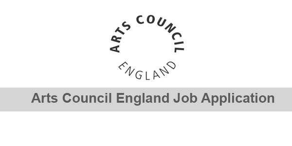 Arts Council England Job Application