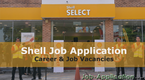 shell job application