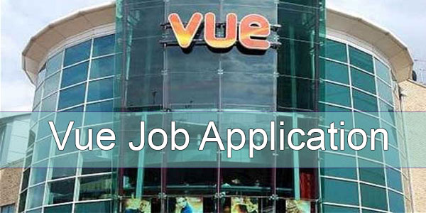 vue job application