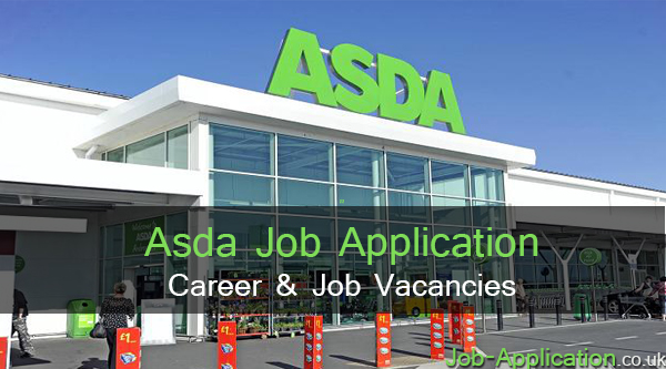 Asda job application