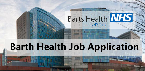 barth health job application
