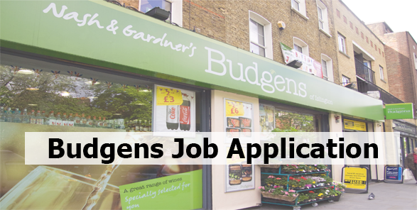 Budgens Job Application