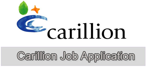 carillion job application