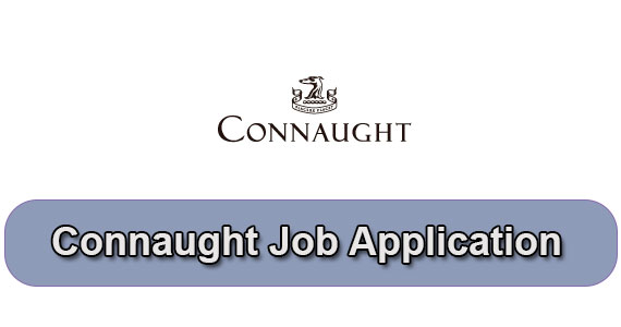 connaught job application