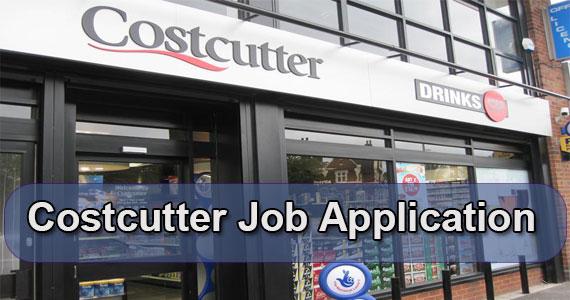 costcutter job application