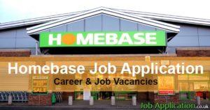 homebase job application