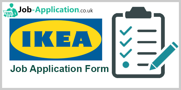 Ikea Job Application Form