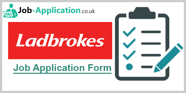 ladbrokes job application form