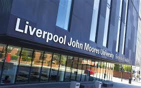 Liverpool John Moores University Job Application Form 2020