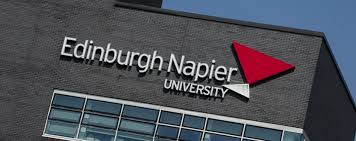 Edinburgh Napier University Job Application Form 2020