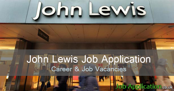 John lewis job application