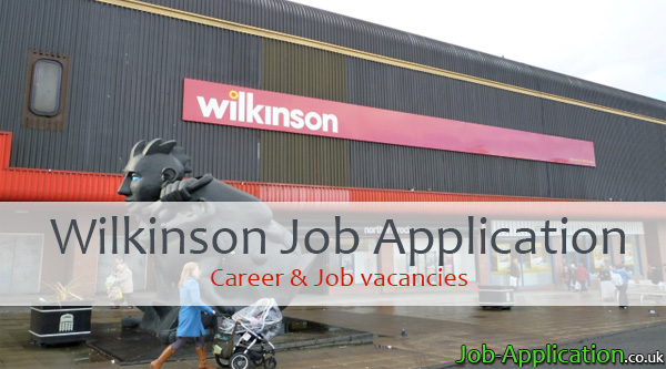 Wilkinson job application