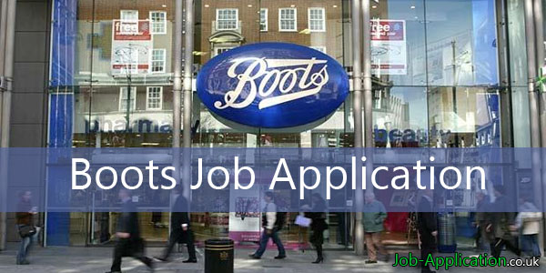 boots job application
