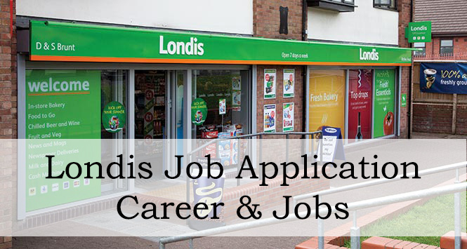 Londis Job Application Form 2020