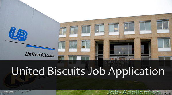 united biscuits job application