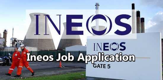 ineos job application
